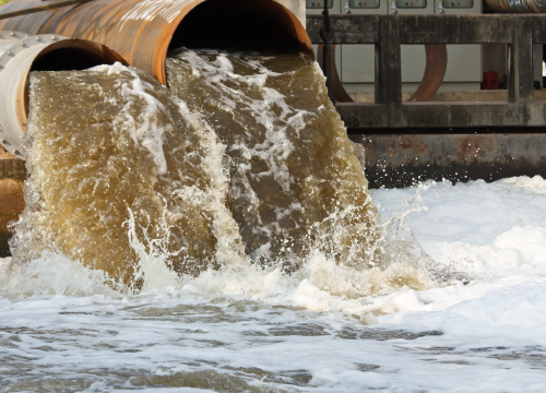 Nguồn nước ở Ninh Bình ô nhiễm nặng