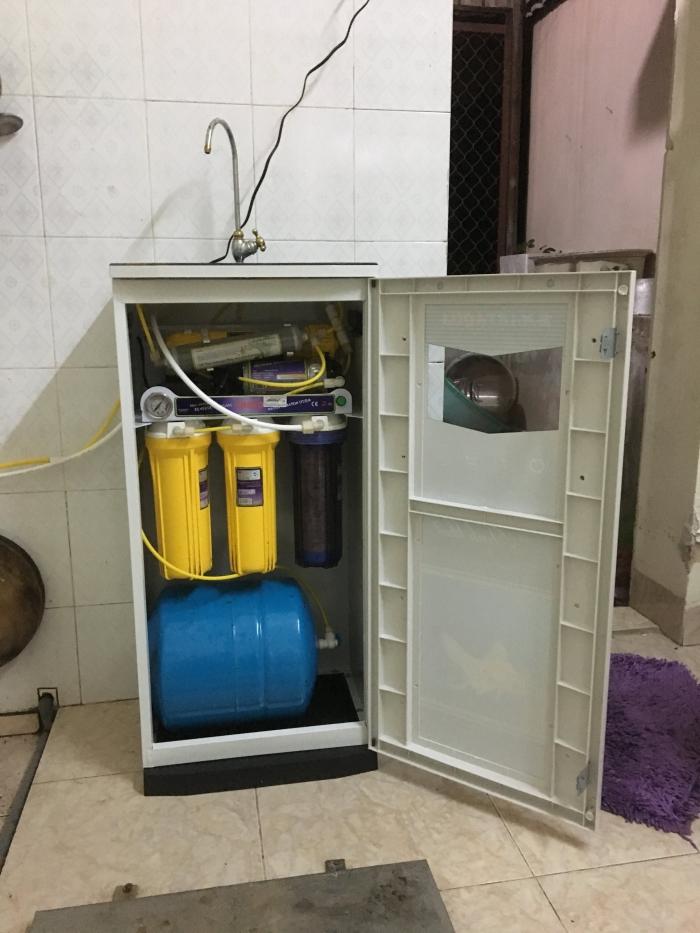Sửa chữa, thay lõi máy lọc nước ro